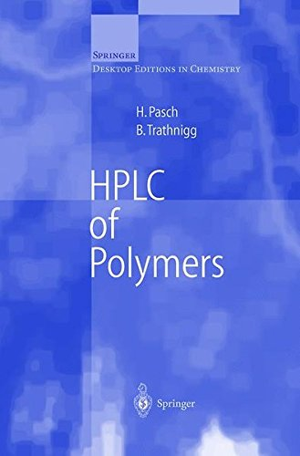 HPLC OF POLYMERS. : Edition en anglais