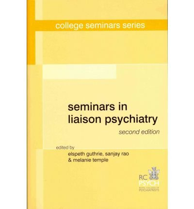 Beth Silas : PDF [(Seminars in Liaison Psychiatry)] [ Edited