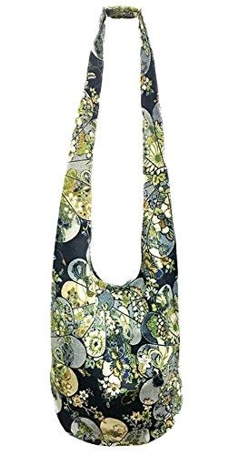 NiNE CiF Borsa da spiaggia, floral 1055 (multicolore) - 026# floral 634