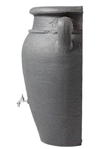 ANTIK Wand-Amphore 260 L, dark granite