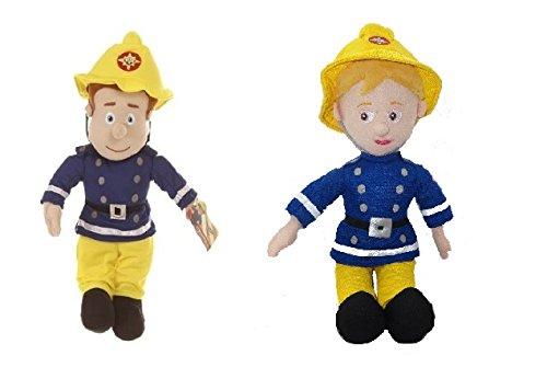 feuerwehrmann sam pluesch 12-Zoll-Fireman Sam & Penny Plüsch Plüschtiere