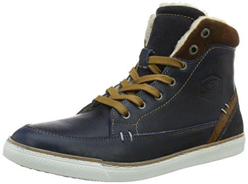 Bullboxer AGM509E6L Sneaker da Uomo, Colore Marrone (Cogniac), Taglia 34 EU