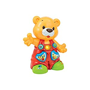 Clementoni Baby - Tommy the Bear Transformable Storyteller