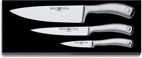 Wüsthof TR9659 Culinar Coffret 3 Couteaux de Cuisine