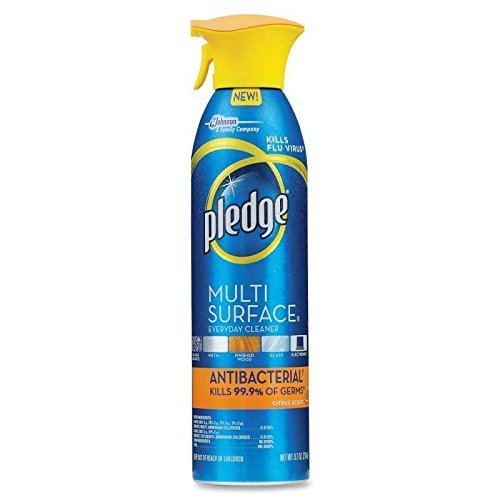 pledge-multi-surface-spray-antibacterial-wood-polish-citrus-97-ounce-pack-of-6-by-pledge