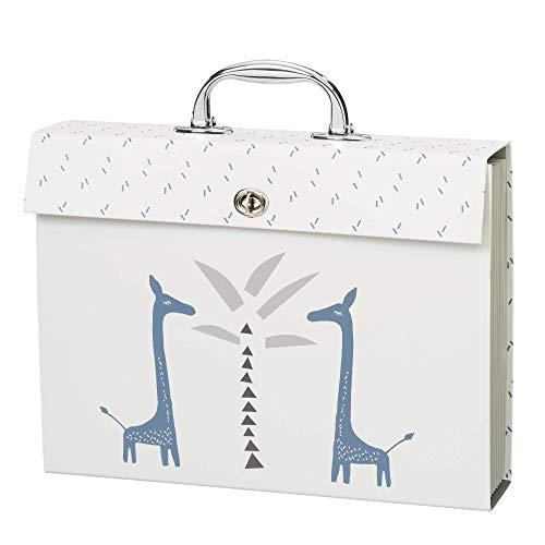 Fresk Zeichenmappe Ordnungsmappe mit Giraffen Motiv