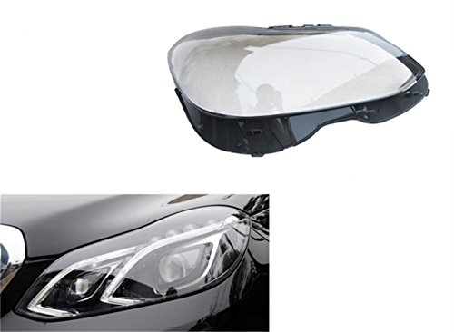baodiparts 1 Stück Rechte Seite Scheinwerferabdeckung für Benz W212 E200L E260L E280L E300L E350L