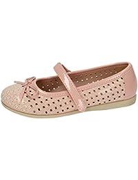 eb67aa5531f Amazon.es  Bonino - Merceditas   Zapatos para niña  Zapatos y ...