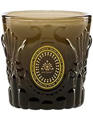 PAÑPURI Bougie Muse Secrete, 100% naturelle et huiles essentielles, Vetiver & Ylang Ylang, 50 g
