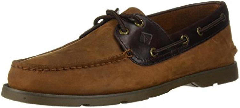 Sperry Top Sider Men's Leeward Chambray Boat Shoe