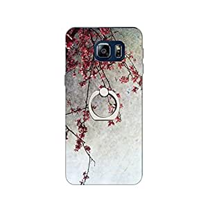 Go Hooked Soft Printed Back Cover with Finger Ring stand for Samsung Galaxy J7 Max | Samsung Galaxy J7 Max Printed back cover | Back Cover for Samsung Galaxy J7 Max
