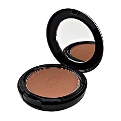 GlamGals Three Way Cake Skin Compact,SPF 15,12g (Coffee)