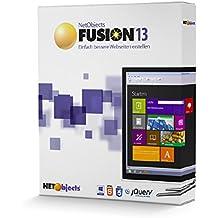 Netobjects Fusion 13 - Web Designer Website Maker für Windows XP(SP3) - 10 deutsch