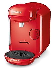 Bosch TAS1404 Tassimo capsule machines Tassimo capsule machine red