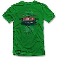 Ich Habe Eine Huebsche Tochter T-Shirt S-XXL 12 Colori /