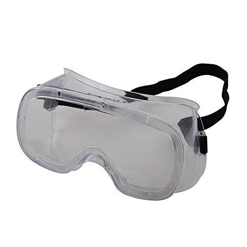 Colinsa Anti Fog Schutzbrille Kratzfeste Arbeitsbrille Augenschutz Sicherheitsbrille Für...