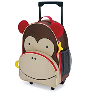 Skip Hop Zoo Luggage Trolley Case
