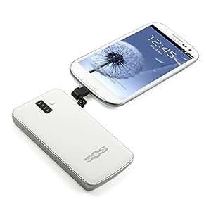 LG G3 > Batterie de secours 4000mAh Blanche d'origine Innovatec