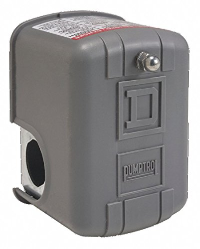Druck Schalter, STNDARD, 5bis 80PSI, Dpst -
