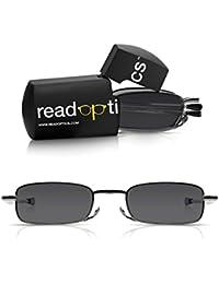 Read Optics Gafas Plegables de Sol & Lectura Hombre/Mujer con Lentes Tintadas Rayguard™