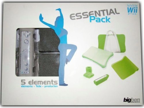 Essential Pack Wii Fit