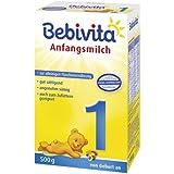 Bebivita une préparation pour nourrissons -àpartirde lanaissance, 3-pack (3 x 500 g)