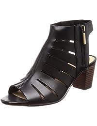 Clarks Londonrain GTX, Bottes Femme, (Black Leather), 40 EU