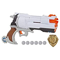 Idea Regalo - Nerf E3121102 Ner Rival Ovw Mccree