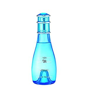 Davidoff Cool Water Woman Eau de Toilette, Donna, 50 ml