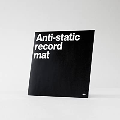 AM Clean Sound - Carbon Fiber Felt Anti-Static Record Slip Mat
