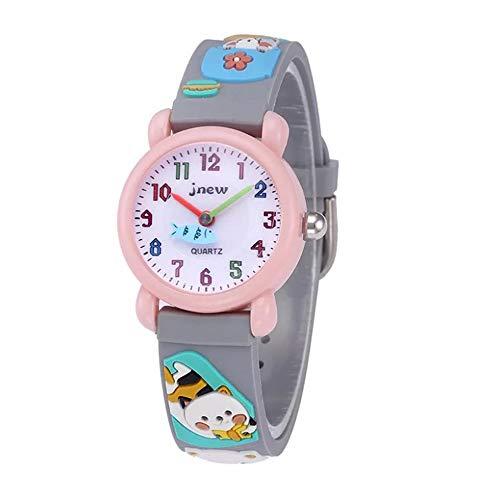 Spielzeug Geschenk für 3-12 Jahre alte Mädchen Kinder, CYMY Kinder Wasserdichte Uhren Geschenk für 3-12 Jahre alte Armbanduhr für Mädchen Alter 3-12 Spielzeug Geschenk für Kinder Kinder Geburtstag