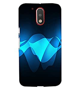 MOTOROLA MOTO G4 PLUSWAVE Back Cover by PRINTSWAG