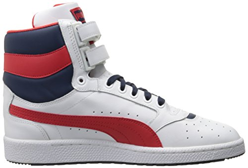 Puma Sky II Hi Fg Fashion Sneakers Puma White/High Risk