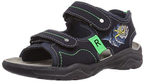 Ricosta Surf M 61, Chaussures aquatiques Garçon Bleu - Blau (see/teer 480)
