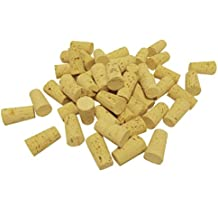 NATURAL CORK TAPERED WINE CORKS(PACK OF 30)FREE DELIVERY FROM UK STOCK!!