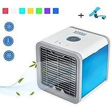 Arctic Mini Air Cooler Klimaanlage Klimagerät Luftkühler Befeuchter Ventilator s