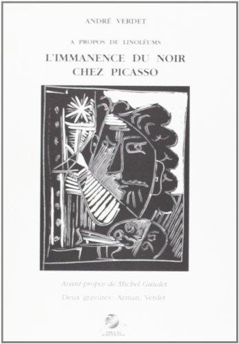 L'immanence du noir chez Picasso