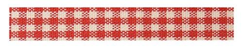 toga-dailylike-lkt14-rouleau-de-tissu-adhesif-vichy-coton-rouge-65-x-65-x-15-cm