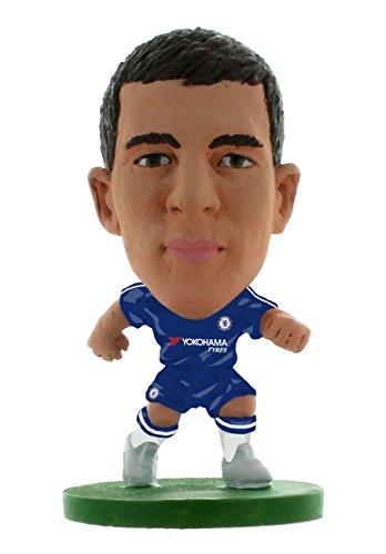 Soccer Starz SOC133 - Chelsea Eden Hazard, Heimtrikot (Chelsea-figuren)