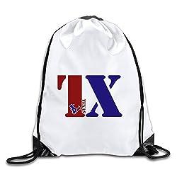 Good Gift - Geek Texas - Tx Logo Sport Bag Gym Bag For Men & Women Sackpack
