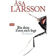 Bis dein Zorn sich legt: Roman (German Edition)