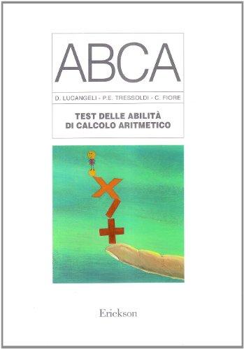 Test ABCA. Test delle abilit di calcolo aritmetico