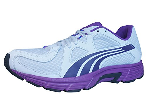 Puma W Axis V3, Chaussures de running femme Gris et violet