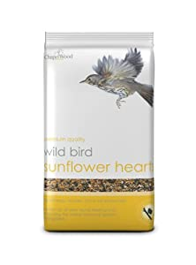 Chapelwood Sunflower Hearts 12.75kg
