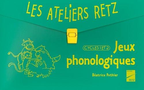Mallette jeux phonologiques. : Cycle2