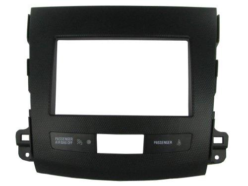 Pioneer Radio-Adapterblende Doppel-Din für Honda Insight (ab Bj. 04/2009)
