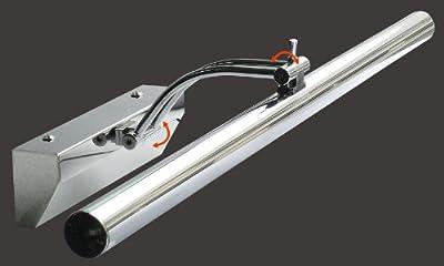 Trango® Design Bilderleuchte in Chrom-Hochglanz 30xPower 6000K kalt-weiß LED Spiegelleuchte Wandleuchte Badleuchte von Trango bei Lampenhans.de