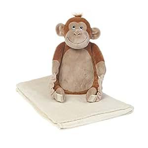 BoBo Buddies Childrens Rucksack/Backpack (Monkey)