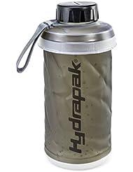 Compresible HYDRAPAK Stash botella (750 ml) marrón