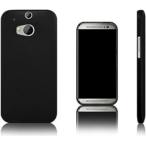 Xcessor Dark Magic Funda Carcasa Extremo Fino En Plástico Duro Para HTC One M8 (Nuevo Modelo M8).